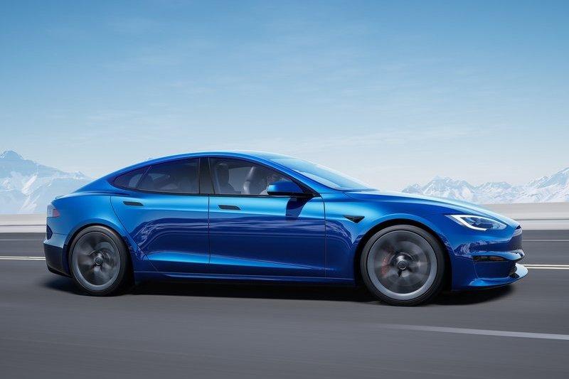 Model S Plaid在日前創下紐柏林最速量產電動車紀錄。