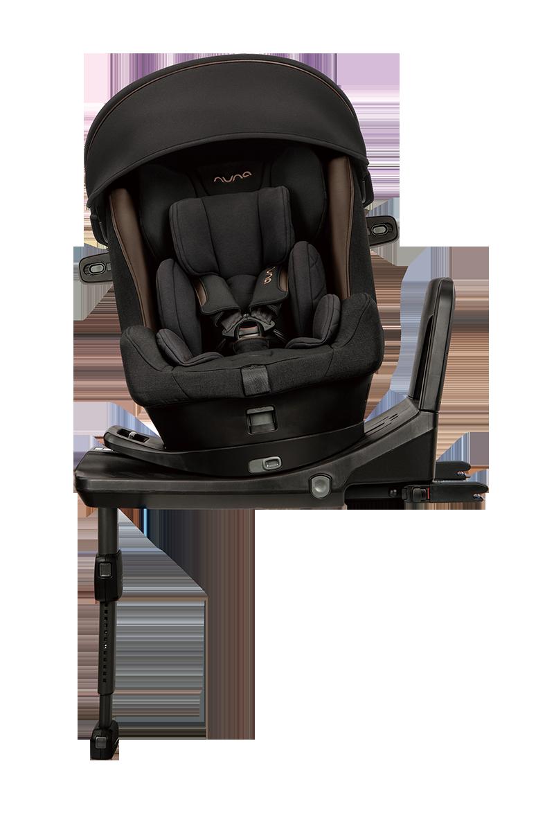 【Nuna Riveted 尊爵銅】PRYM™  360度全罩保護寶寶乘車安全。(圖:品牌提供)