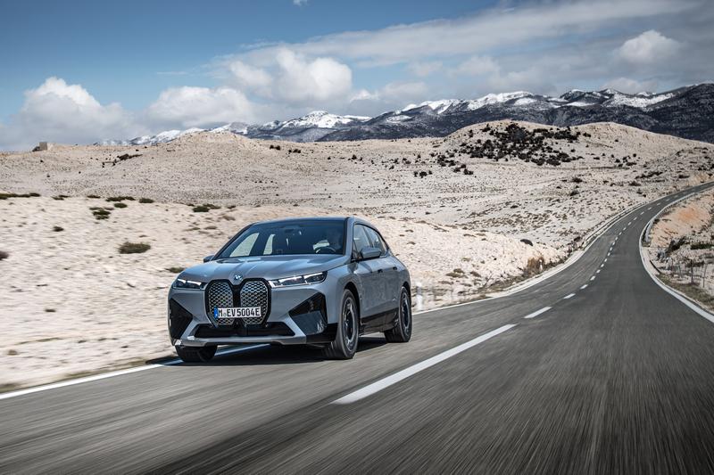BMW認為電動車600公里續航力已足夠,現階段此表線搭配充電設備已能進行長途旅行。