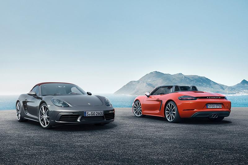近日有消息Boxster與Cayman在2024年也會推出電動版車型。