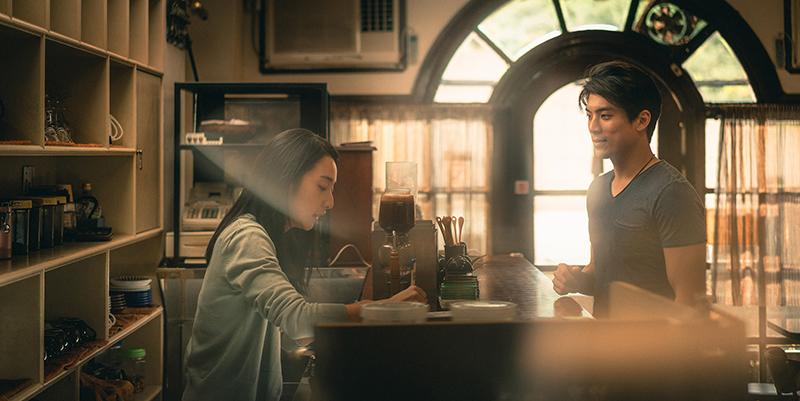 【車勢星聞】《青春弒戀》林哲熹扮演劇組開心果,令李沐有強烈安全感。(圖:電影《青春弒戀》提供)