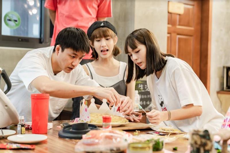 【車勢星聞】江宏傑的夢想是「親手做蛋糕給女兒」。(圖:好看娛樂提供)