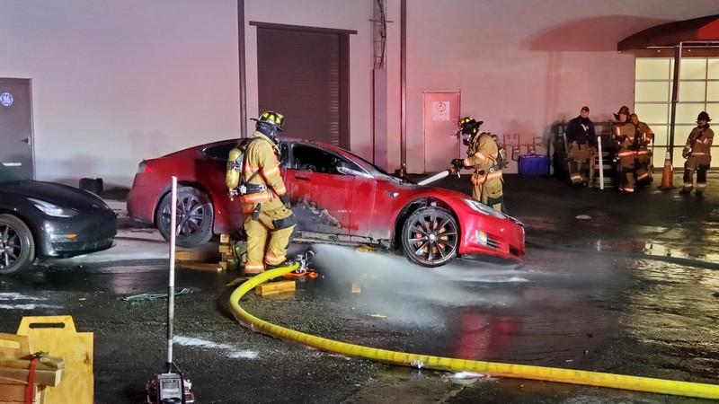 該事件是因Marietta市讚賞消防局救火分享才得知。