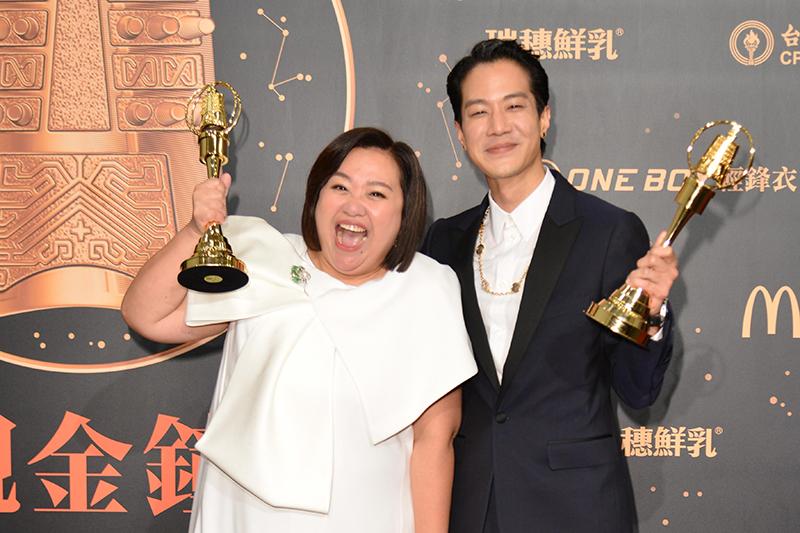 【車勢星聞】最新/第56屆電視金鐘獎完整得獎名單。(圖:三立電視提供)