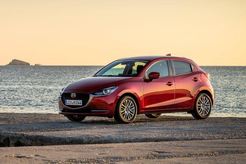 已進入改朝換代時程的Mazda 2,先前就有消息預計2022年會推出新車。