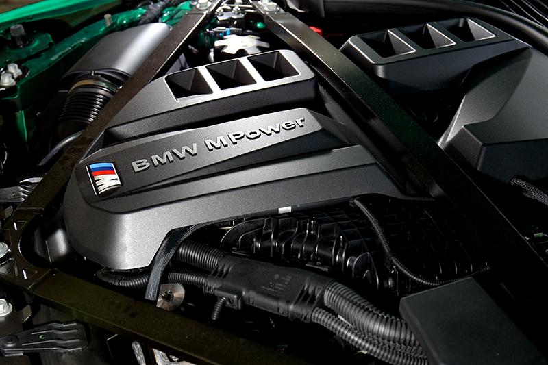 新世代M3 Competition動力來到510hp/66.3kgm。