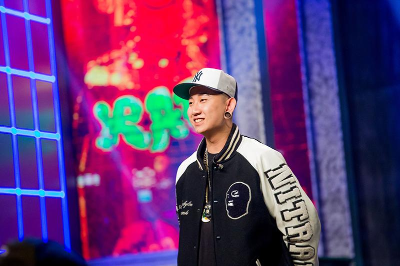 【車勢星聞】《大嘻哈時代》冠軍選手YoungLee。(圖:三立提供)