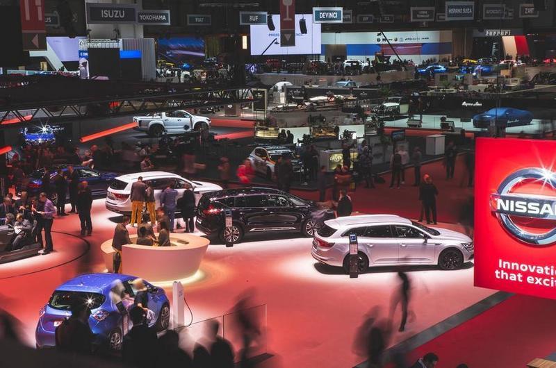 日內瓦車展日前宣布2022年取消延到2023年再舉辦。