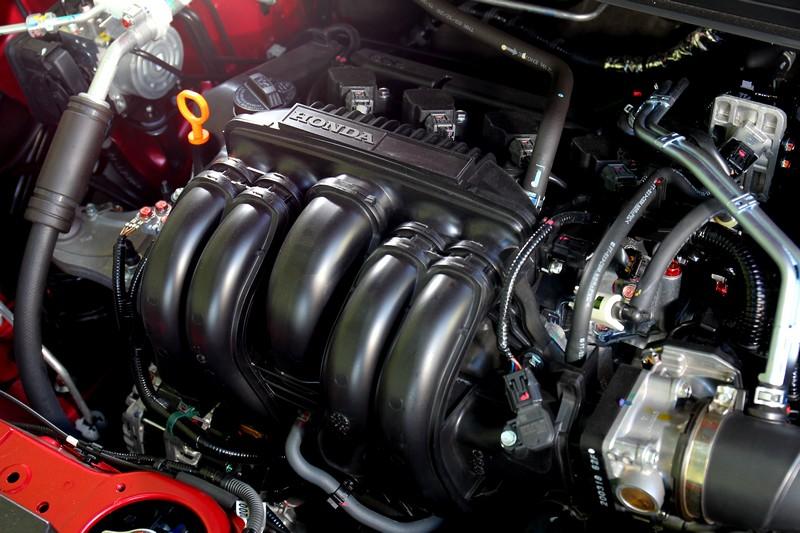 全新1.5升地球夢引擎,輸出效能更加優異。