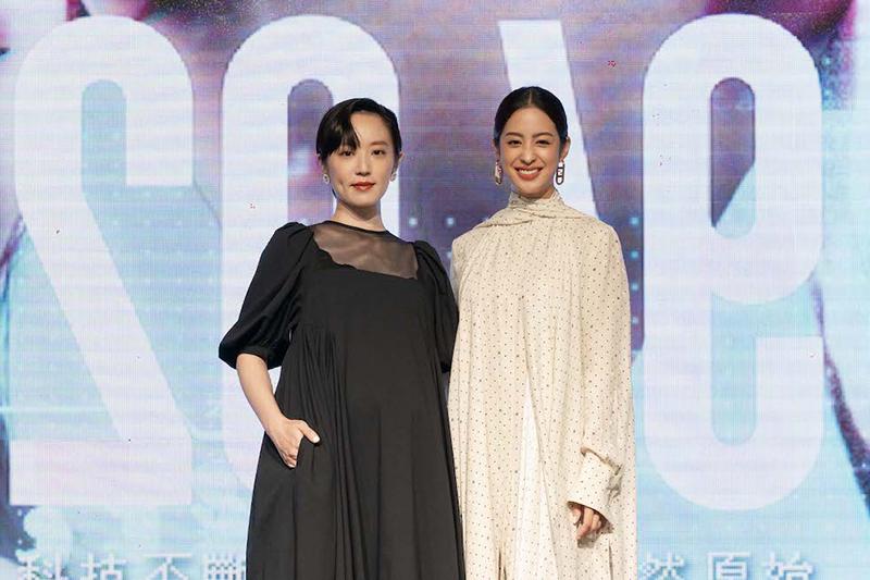 【車勢星聞】林子熙(左)和莫允雯共同主演《2049》「刺蝟法則」單元。(圖:瀚草影視提供)