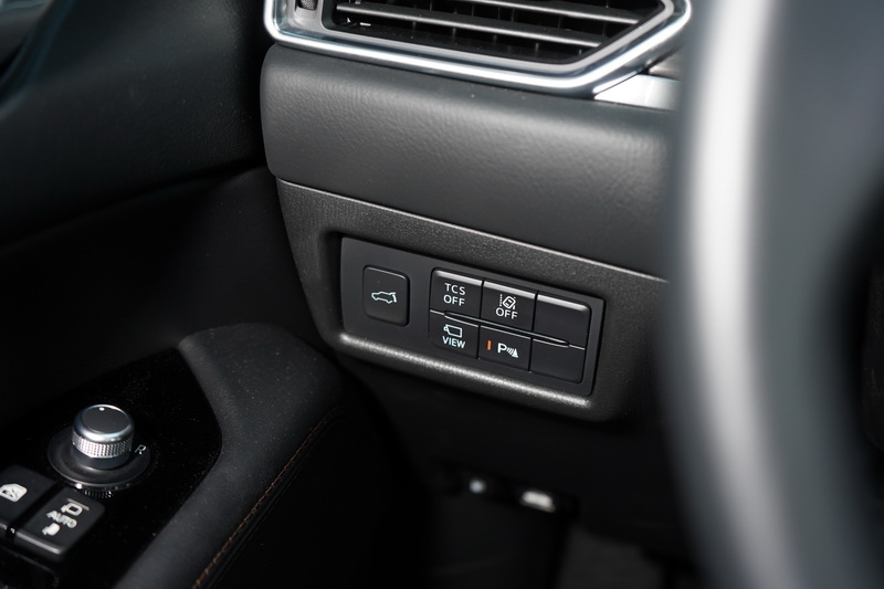 CX-5的i-Activsense主被動安全配備齊全,對行車安全有莫大幫助