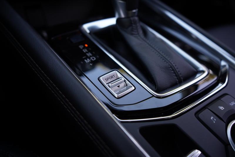 即便引擎未有渦輪技術加持,但切換至Sport模式後仍可帶給駕駛不錯的加速感受