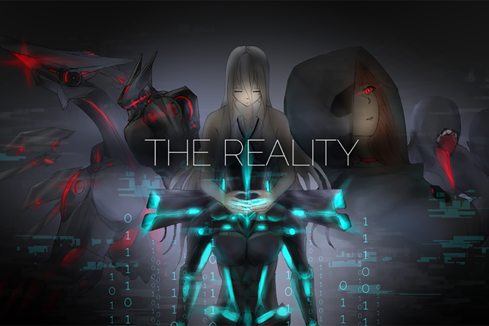 「THE REALITY」