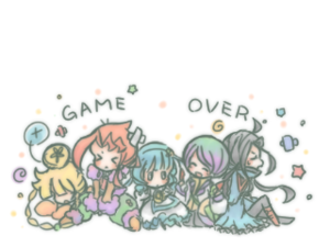 Gameover cover