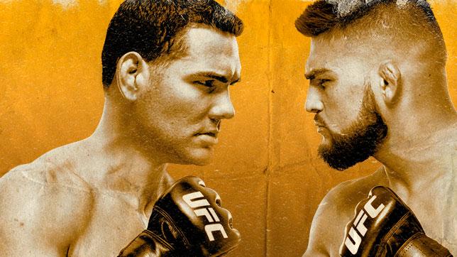 UFCファイトナイト・ロングアイランド:ワイドマン vs. ガステラム
