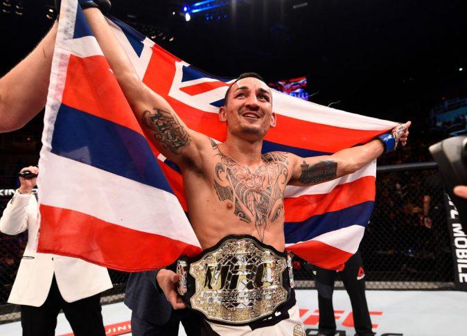 UFC 212:ジョゼ・アルド vs. マックス・ホロウェイ【ブラジル・リオデジャネイロ/2017年6月3日(Photo by Jeff Bottari/Zuffa LLC/Zuffa LLC via Getty Images)】