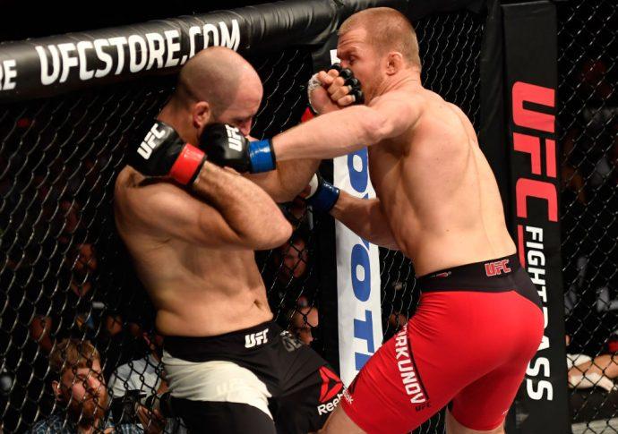 UFCファイトナイト・ストックホ...