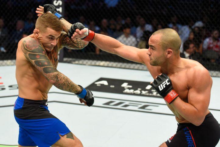 UFC 211:エディ・アルバレス vs...