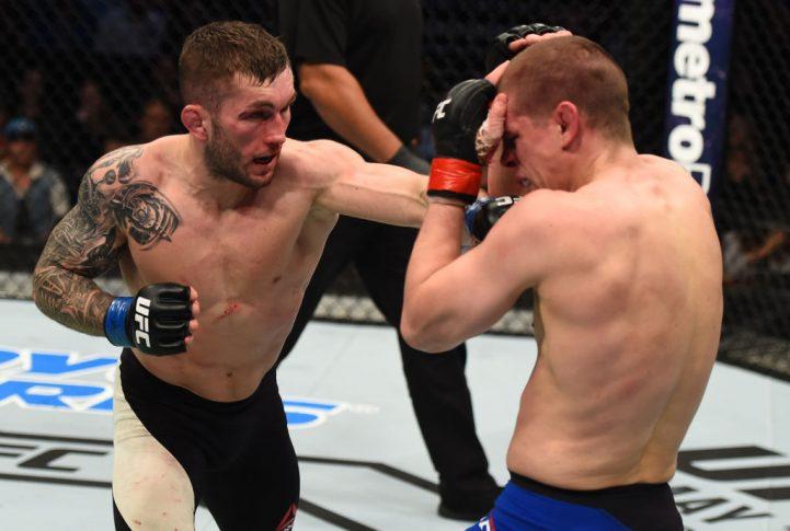 UFCファイトナイト・ナッシュビ...