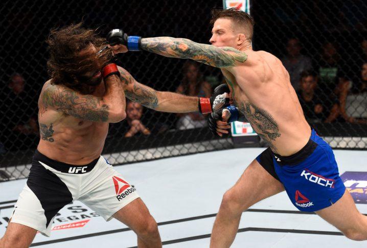 UFCファイトナイト・オクラホマシティ:クレイ・グイダ vs. エリック・コク【オクラホマ州・アメリカ/2017年6月25日(Photo by Brandon Magnus/Zuffa LLC/Zuffa LLC via Getty Images)】