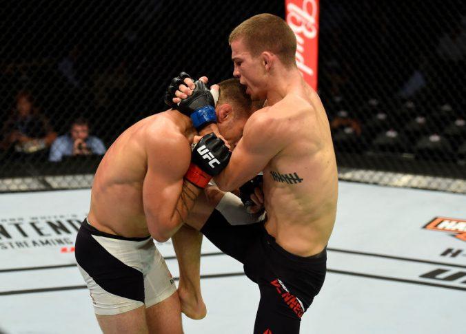 UFCファイトナイト・ロングアイランド:カイル・ボフニャク vs. ジェレミー・ケネディ【ニューヨーク州・アメリカ/2017年7月22日(Photo by Josh Hedges/Zuffa LLC/Zuffa LLC via Getty Images)】