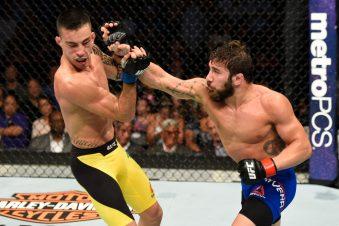 トーマス・アウメイダ   UFC JAP...