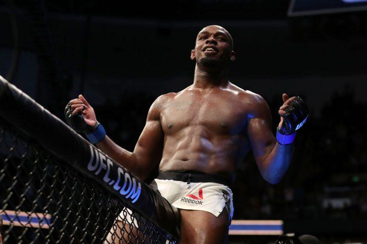 UFC 214:ダニエル・コーミエ vs. ジョン・ジョーンズ【アメリカ・カリフォルニア州アナハイム/2017年7月29日(Photo by Christian Petersen/Zuffa LLC/Zuffa LLC via Getty Images)】