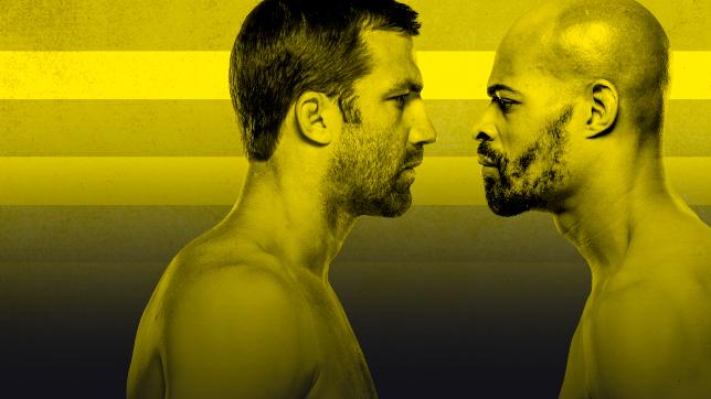 UFCファイトナイト・ピッツバーグ:ロックフォールド vs. ブランチ
