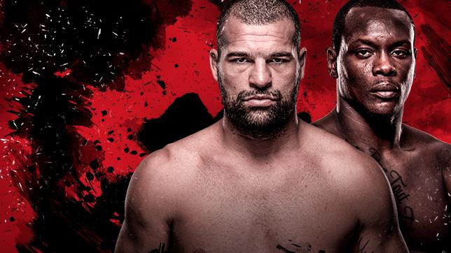 UFCファイトナイト・ジャパン:ショーグン vs. OSP