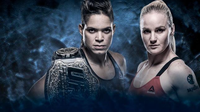 UFC 215:ヌネス vs. シェフチェンコ