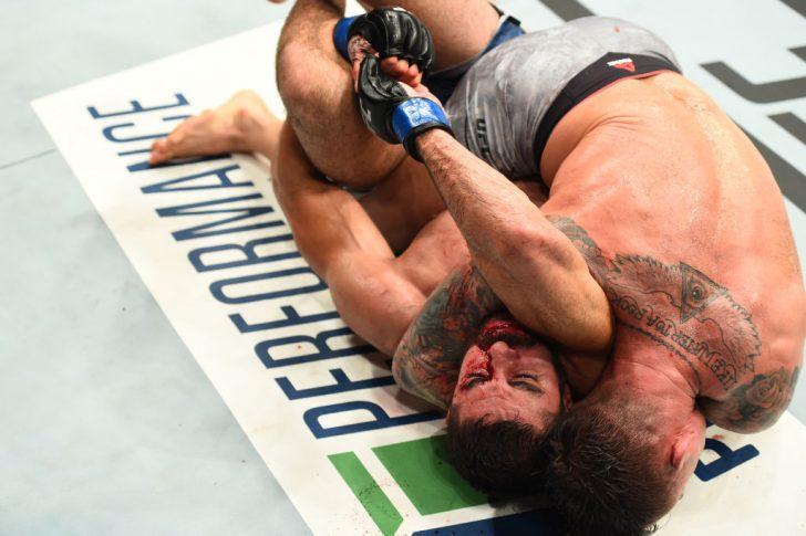 UFCファイトナイト・ピッツバーグ:グレゴール・ガレスピー vs. ジェイソン・ゴンザレス【ペンシルバニア州・アメリカ/2017年9月16日(Photo by Josh Hedges/Zuffa LLC/Zuffa LLC via Getty Images)】