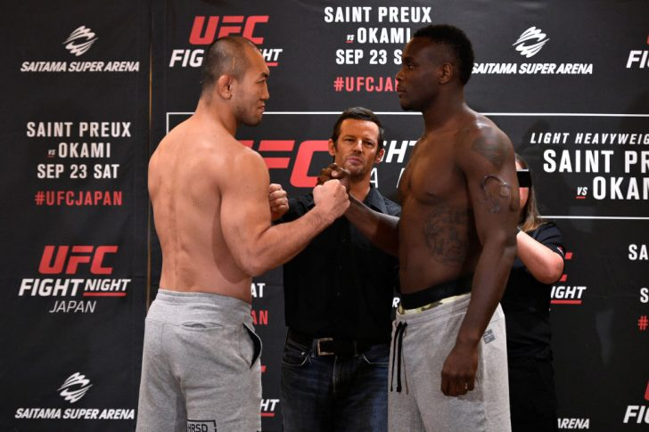 UFC 21