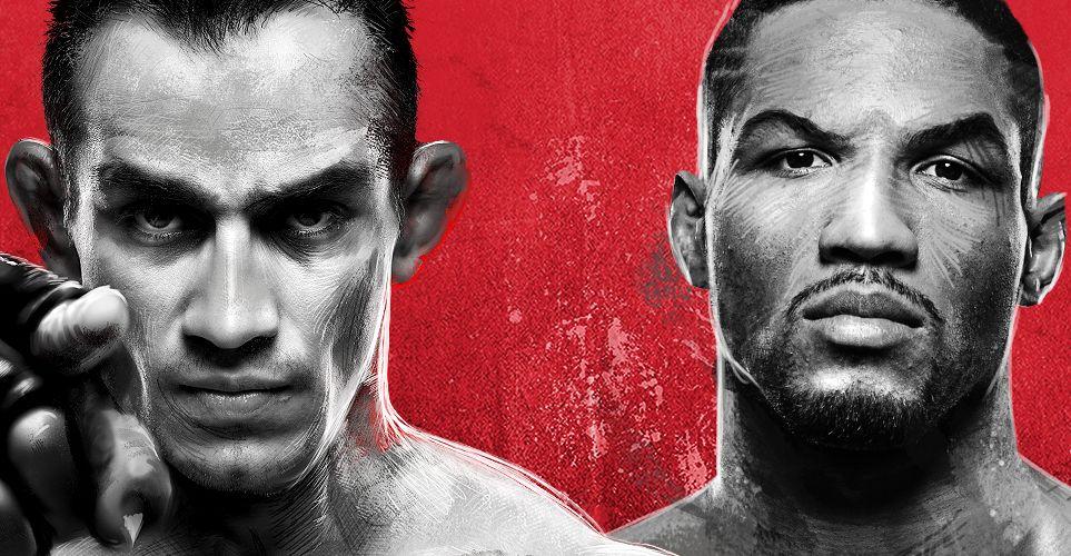 UFC 216:ファーガソン vs. リー