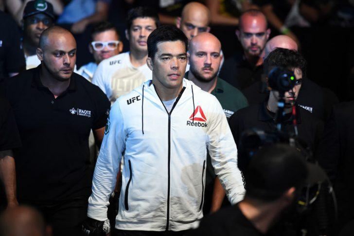UFCファイトナイト・サンパウロ:デレク・ブランソン vs. リョート・マチダ【ブラジル・サンパウロ/2017年10月28日(Photo by Josh Hedges/Zuffa LLC/Zuffa LLC via Getty Images)】