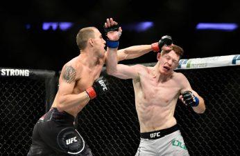 ジャスティン・ゲイジー | UFC J...