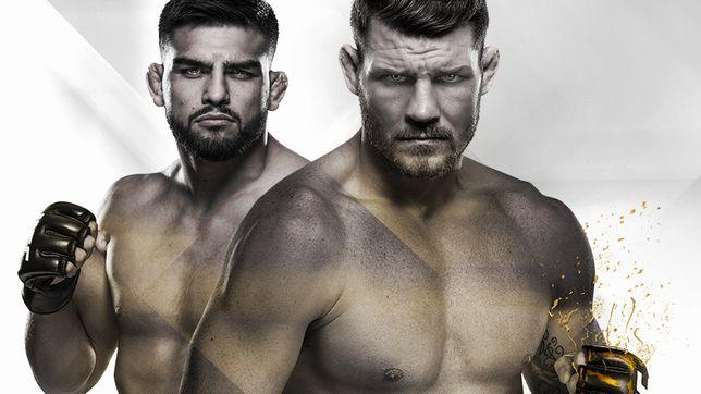 UFCファイトナイト上海:ビスピン vs. ガステラム