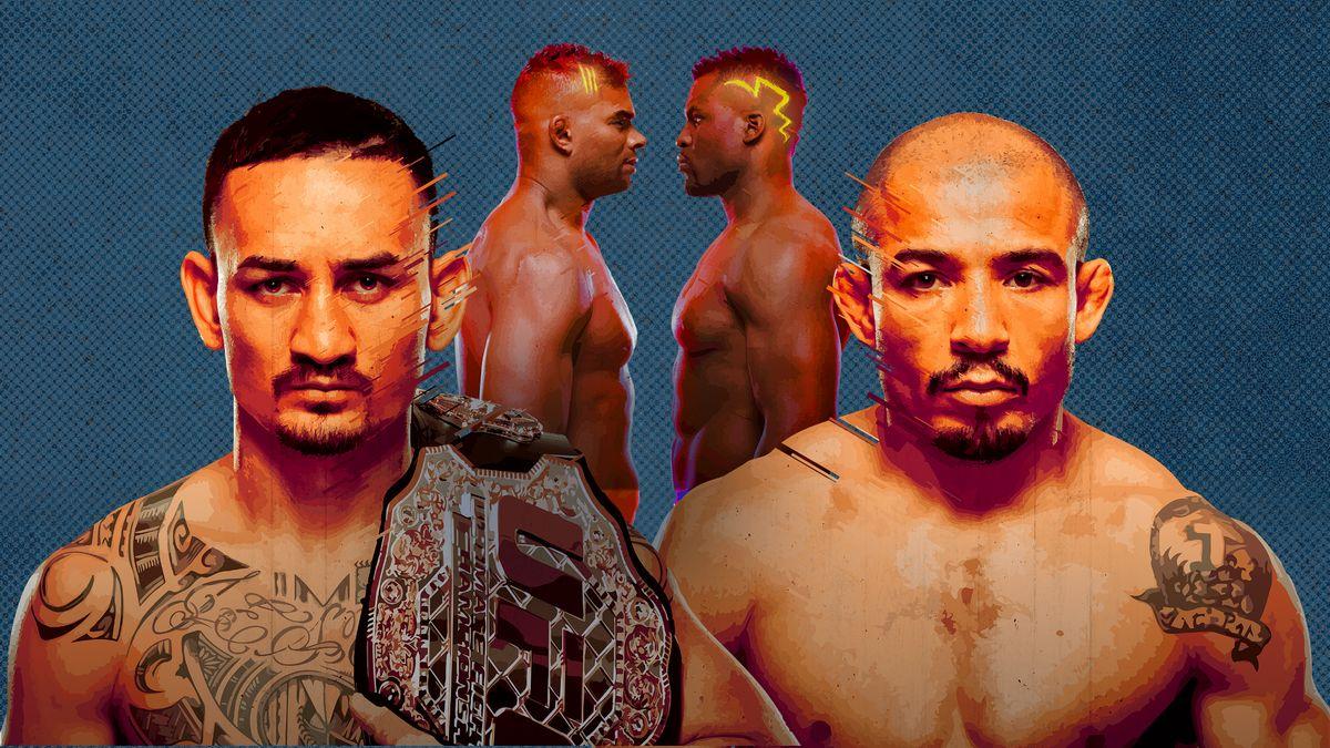 UFC 218:ホロウェイ vs. アルド