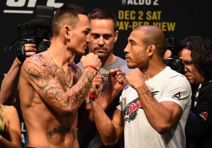 UFC 218:公式計量結果 | UFC JA...