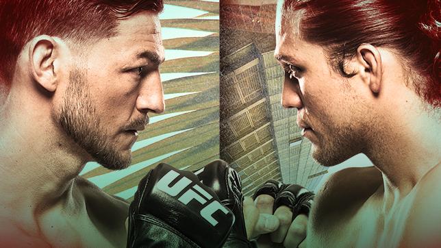 UFCファイトナイト・フレズノ:スワンソン vs. オルテガ