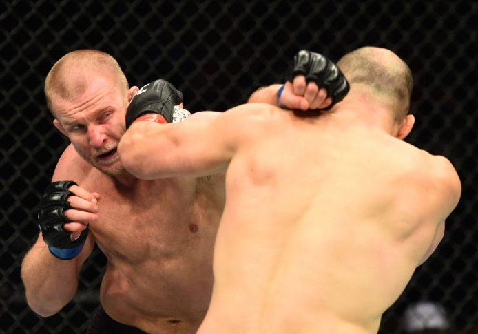 UFCファイトナイト・ウィニペグ...