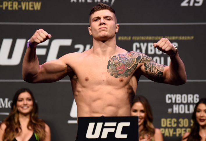 UFC 219:公式計量 | UFC JAPAN