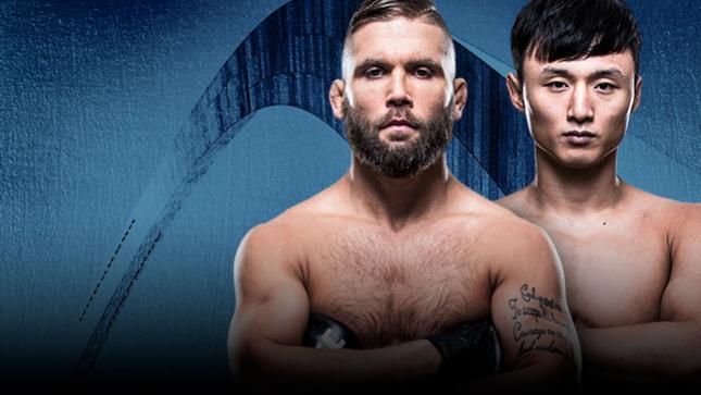 UFCファイトナイト・セントルイス:スティーブンス vs. チェ