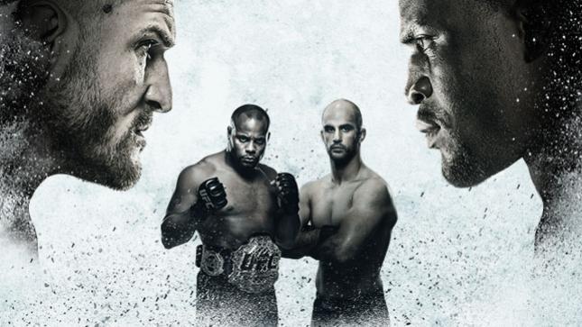 UFC 220:ミオシッチ vs. ガヌー