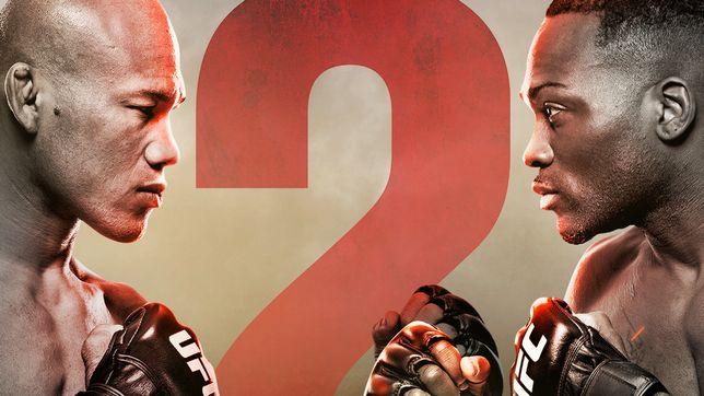 UFCファイトナイト・シャーロット:ソウザ vs. ブランソン 2