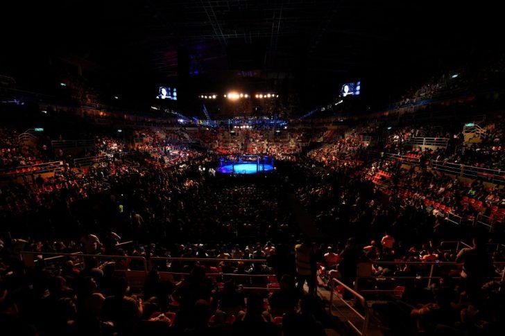 UFC 212:ジュネス・アリーナ【ブラジル・リオデジャネイロ/2017年6月4日(Photo by Jeff Bottari/Zuffa LLC/Zuffa LLC via Getty Images)】