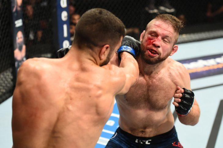 UFCファイトナイト・ユーティカ...