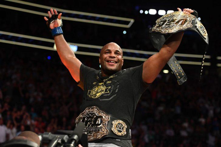 UFC 226:ダニエル・コーミエ【アメリカ・ネバダ州ラスベガス/2018年7月7日(Photo by Josh Hedges/Zuffa LLC/Zuffa LLC via Getty Images)】