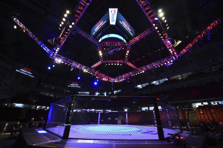 UFCファイトナイト・アイダホ:オクタゴン【アメリカ・アイダホ州ボイシ/2018年7月14日(Photo by Josh Hedges/Zuffa LLC/Zuffa LLC via Getty Images)】