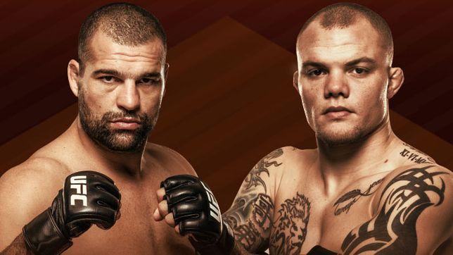 UFCファイトナイト・ハンブルク:ショーグン vs. スミス