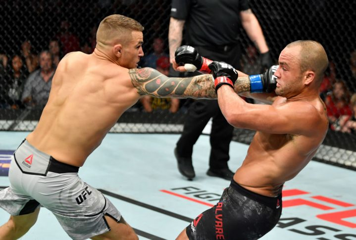 UFCファイトナイト・カルガリー...
